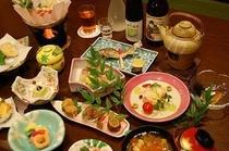 料理(夕食)