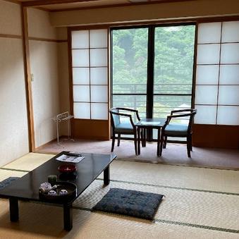 本館 ■和室10畳(禁煙)■