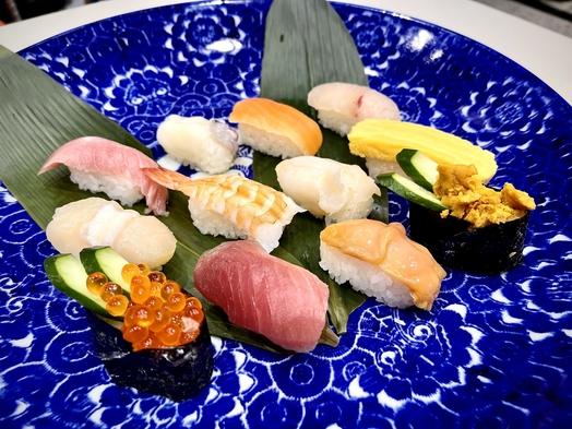 【4月から7月限定★お寿司フェア】ウニやイクラの軍艦など豪華お寿司が食べ放題&海の幸バイキング