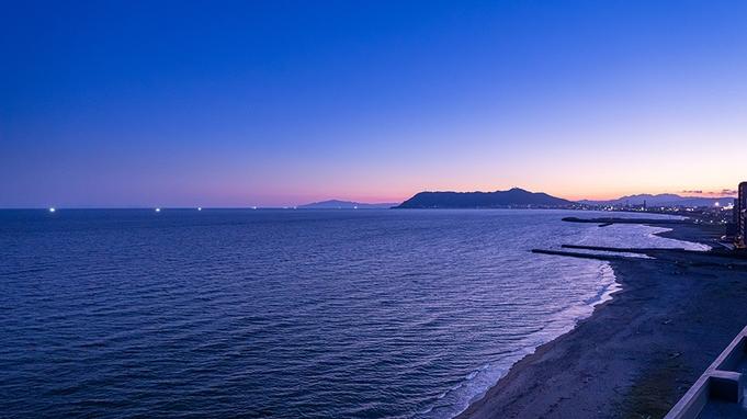 【秋冬旅セール】★素泊まり★どこまでも海が広がる【絶景温泉】で、心も身体も「さっぱり」と♪