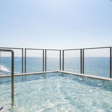 【楽天スーパーSALE】5%OFF【食事なし】スタンダード★津軽海峡を一望できる展望露天風呂