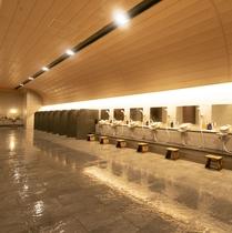 大浴場洗場2