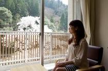 客室からの景観