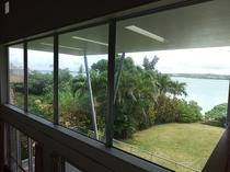 室内2階からの眺望