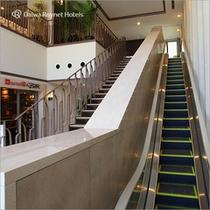 1階のホテル入り口
