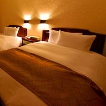 【こだわりのベッドをご用意】〜上質な眠りと心地良い目覚めを約束してくれる、シモンズ社製ベッド〜
