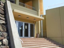 JRホテル温泉入口