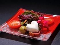 お料理一例(前菜)