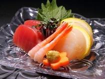 お料理一例(お刺身)