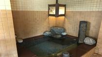 ■女湯 水風呂■水温17~18度