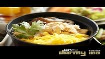 ☆★奄美の名物料理鶏飯【けいはん】熱々のスープをかけてお召し上がりください※イメージ