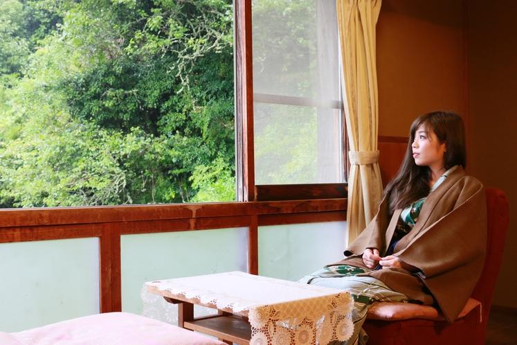 【おふたりの静寂なご宿泊に最適な特別室】-芙蓉-10+4.5帖 禁煙