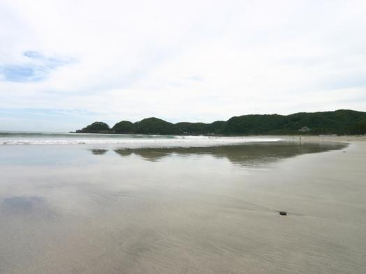 浜辺まで120m・温泉貸切風呂・部屋食・通常プラン※さざえの壷焼、有頭海老焼き付き【アッパレしず旅】