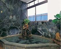 天然温泉♪