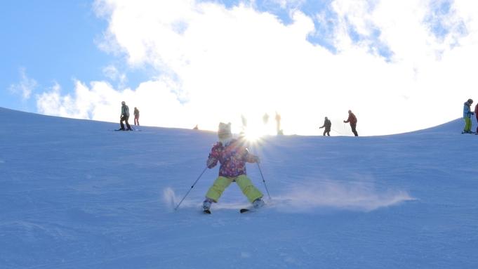 【冬季限定】 藤原スキー場目の前!豊富な天然パウダースノーを満喫 《お子様(2歳まで)♪添い寝無料》