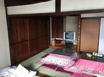 部屋の改修