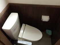 共同トイレをウォシュレットに改修