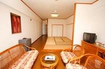40平米あるゆったりとしたスタンダードタイプ和室