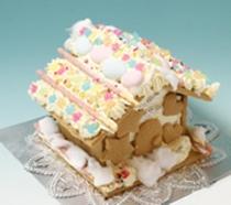 お菓子の家②