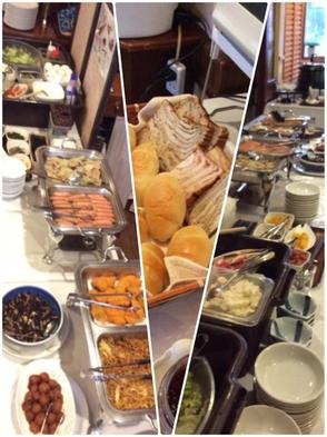 事前決済限定 ★1日の始まりは朝から!朝食付きプラン