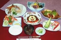 小学生の夕食例