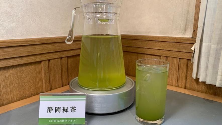 静岡流おもてなし『静岡茶』ラウンジに登場♪!お茶割に最適♪もちろんそのままでもお飲み頂けます♪