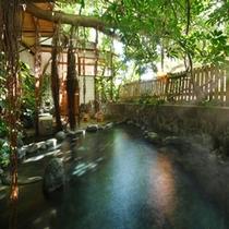 ◆南国野天風呂