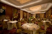 グランド ボールルーム Grand Ballroom_Banquet Setup1