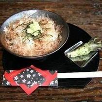 名物わさび丼(正方形)