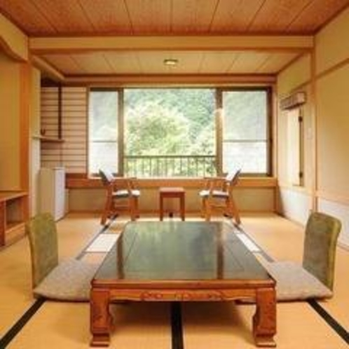 和室12畳のお部屋(正方形)