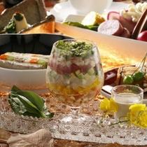 【秋御膳】料理一例