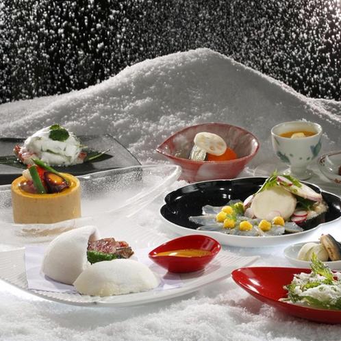 身も心もほっこり温まる至福の時『冬のご夕食一例』(※写真はイメージです。)