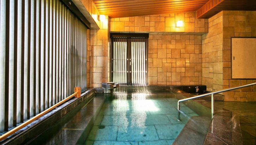 男性にも嬉しいお肌もすべすべになる美人の湯(大浴場)