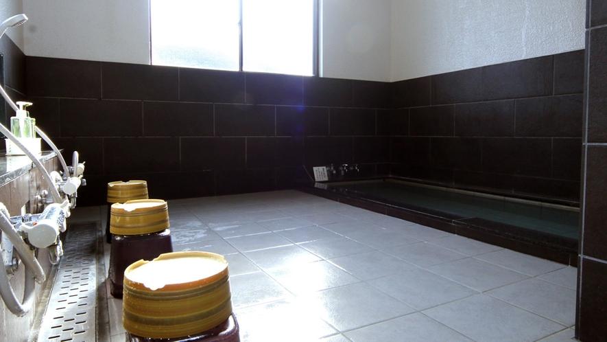 ◆天然の温泉なので掛け流しのお湯を存分にお楽しみいただけます。