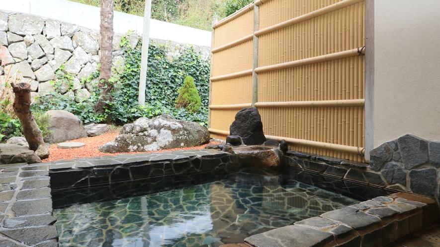 ◆自然を感じる露天風呂で日頃の疲れを癒してくださいね