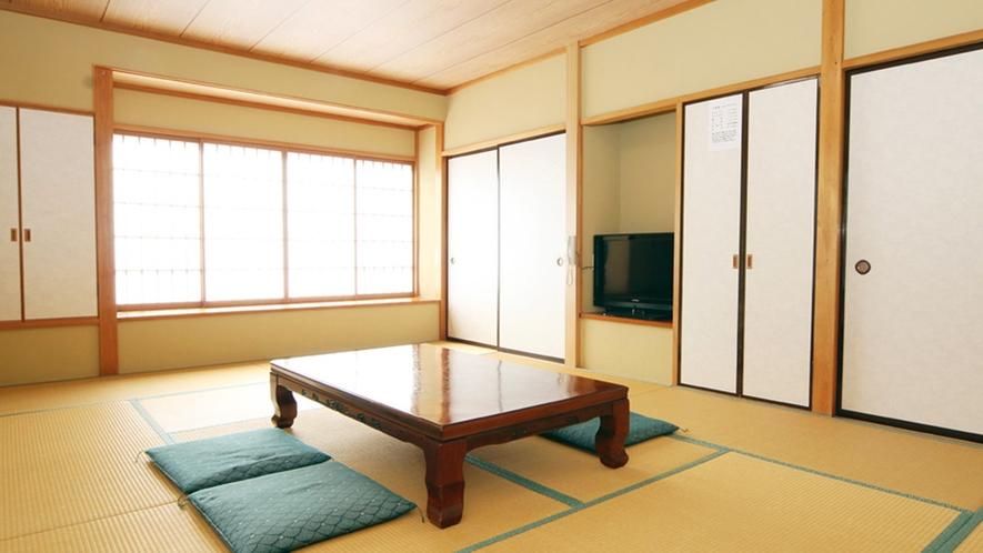 ◆ゆっくりと旅の疲れを癒していただけます♪※人数に合わせてお部屋をご案内しております。