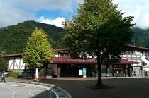 立山駅(アルペンルートの玄関口)