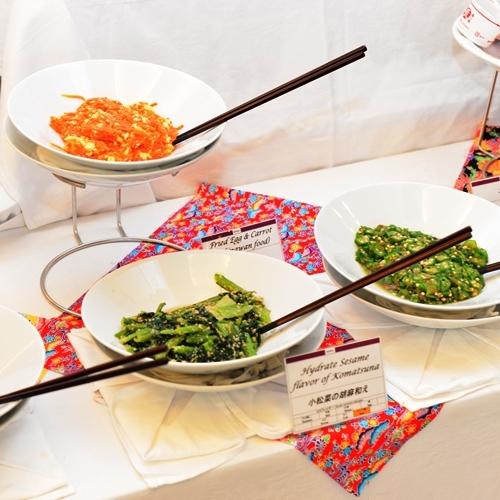 【朝食ビュッフェ】沖縄郷土料理