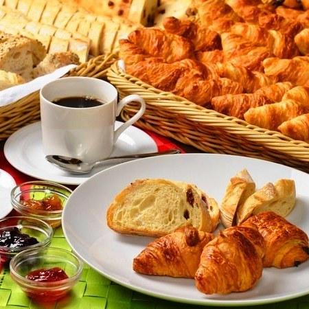 朝食バイキング洋食