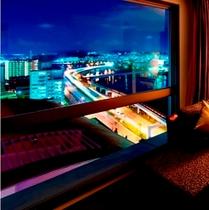 【デラックスルーム】デラックスルームは13階14階に位置する特別な空間です