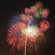 【那覇大綱挽まつり】期間中は毎日奥武山公園で花火があがります