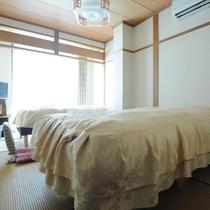 ◆和室※ツインベッド(一例)