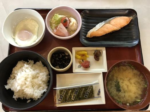 【通年 スタンダードプラン☆一泊朝食付き】天然温泉と炊き立てうるぎ米の和風朝食を堪能するプラン