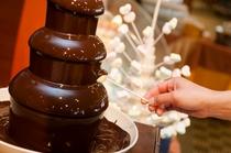 チョコファウンテン