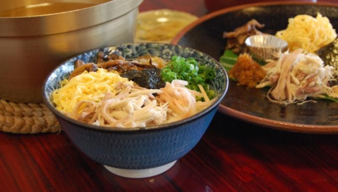 奄美郷土料理中心の20種類以上の朝食バイキング♪  奄美ラッキーレンタカーは楽天ポイントサービス中!
