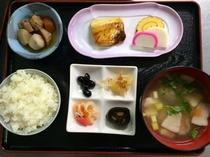 お正月☆朝食☆ お雑煮付
