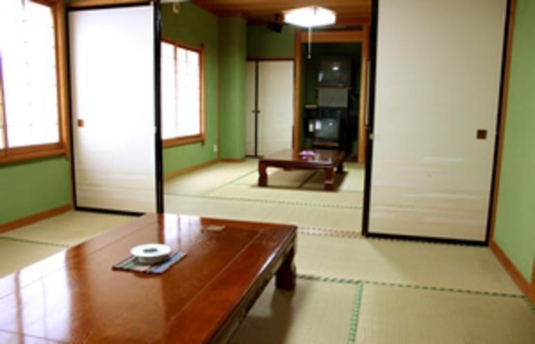 客室 大部屋(洗面・お手洗い付)