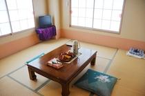 ★客室 8畳(洗面・お手洗い付)