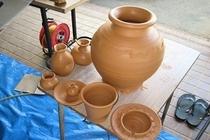 陶芸なんかもいいかもね。
