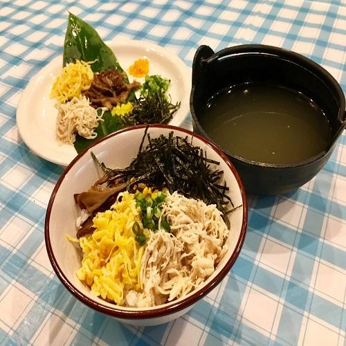 奄美の郷土料理 鶏飯